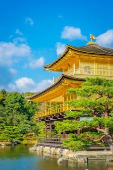 Kinkakuji храм