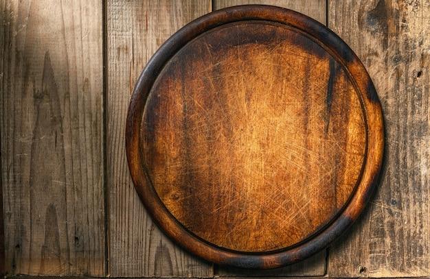 テーブルの上のキッチンボード