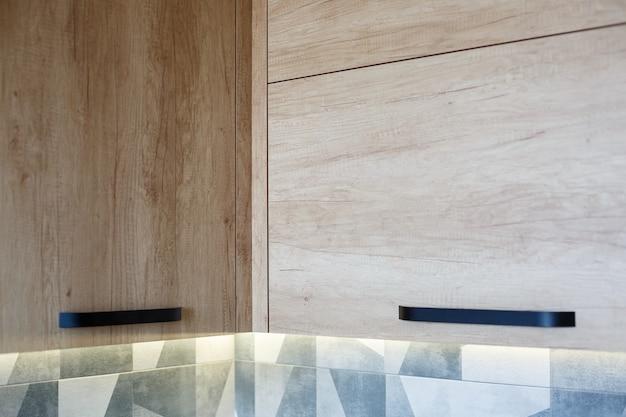 キッチン家具とキッチンセット