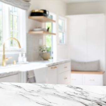 Sfondo del prodotto da cucina, immagine di sfondo dell'interno