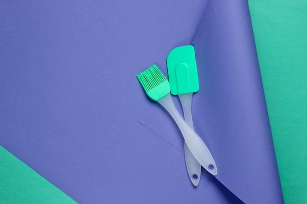 色紙のキッチンツール