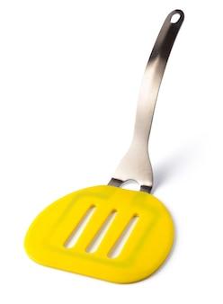 Кухонная утварь изолированная на белизне. обтравочный контур включен.