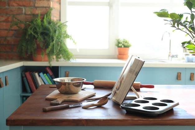 壁の台所用品 無料写真