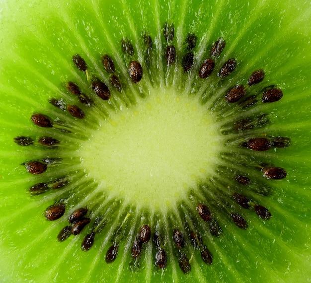 Kiwi fruit fresh background