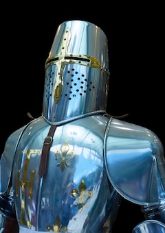Knight steel armor replica toledo spain