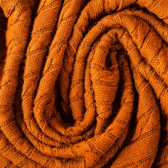 Knitted fabric texture.