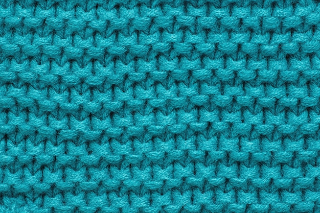 Knitted jersey texture