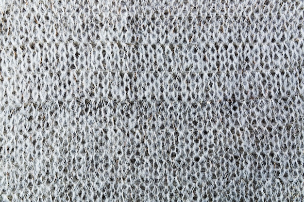 Modello a maglia in tessuto