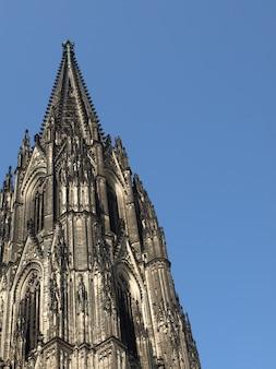 Кельнский собор (кельнский собор) в кельне, германия