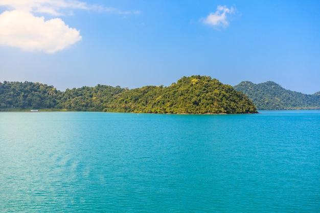 Koh chang island beach thailand