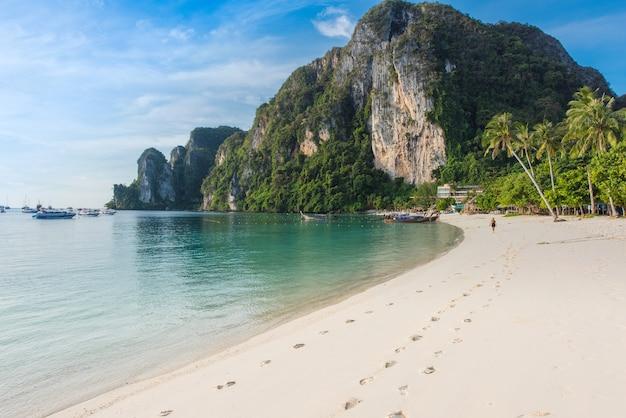 Koh phi phi beatiful island krabi thailand