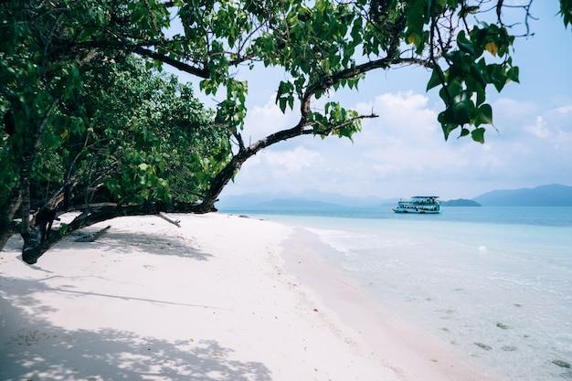 Острова ко вай в таиланде это популярное туристическое направление в провинции трат.