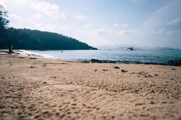 Острова ко вай в таиланде на островах самая красивая и чистая вода
