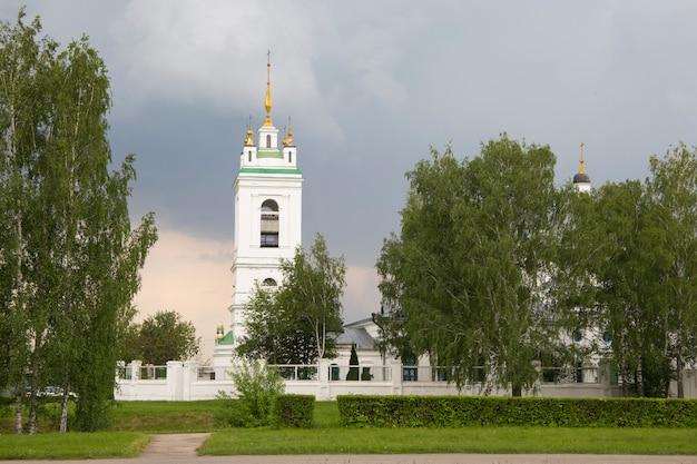 コンスタンティニボロシア2021年5月29日神の母のカザンアイコンの教会