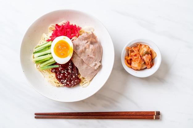 Korean cold noodles