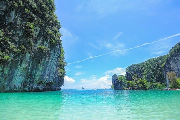 クラビはタイのアンダマン海岸の南部州です