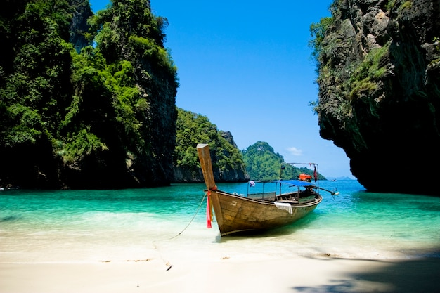 Krabi in summer