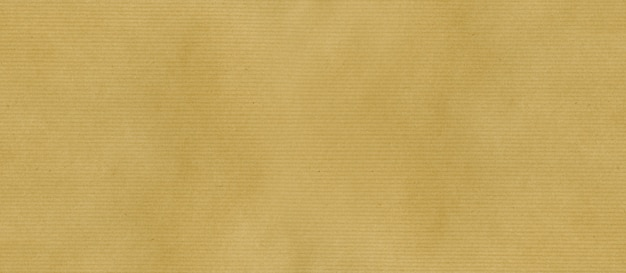 Kraft brown paper texture. banner background