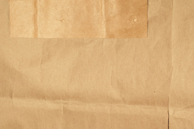 크래프트 종이 또는 판지 질감