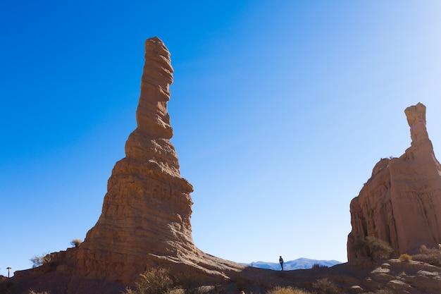 La poronga rock formation,bolivia.quebrada de palmira,tupiza