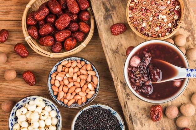 中国北部の料理、labaのおeight、八宝のおridge