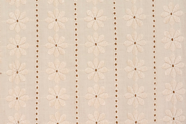 Фон кружевной ткани, белая кружевная ткань