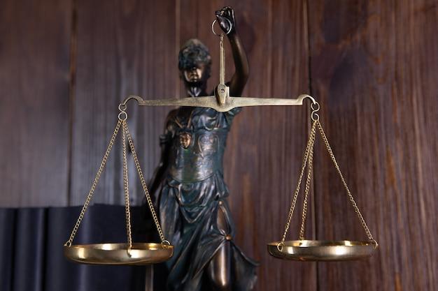 Леди справедливость
