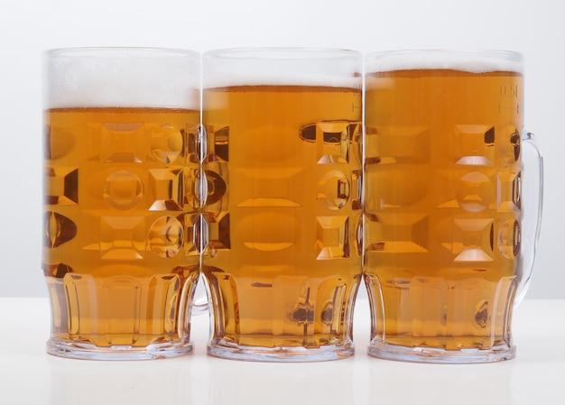 라거 맥주 잔