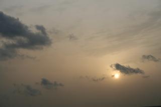 Lagos sky