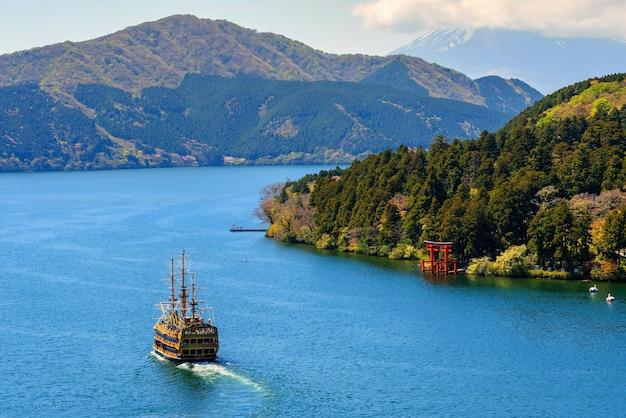 Озеро аши, хаконэ