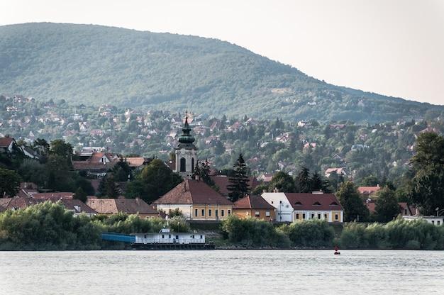 Lake holidays summer eastern europe