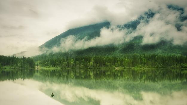 숲의 호수
