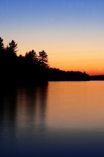 The lake, lake
