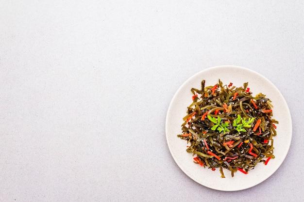 Laminaria salad (kelp)