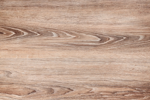 Laminated panels with bleached oak pattern, wood background, close up