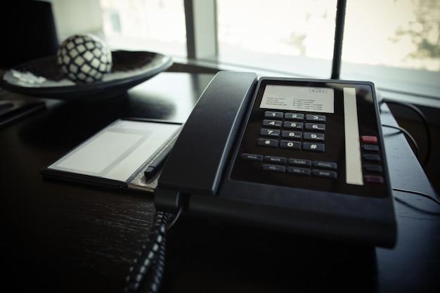 Landline service telephone