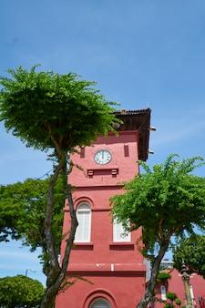 Ориентир юнеско зеленый малакка исторический