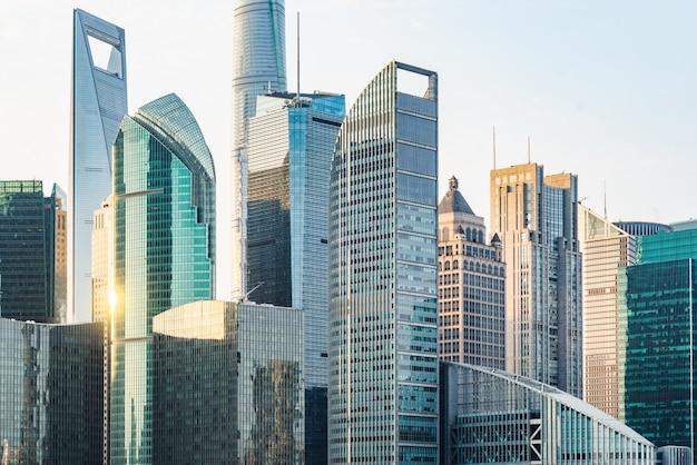 Landmarks of shanghai