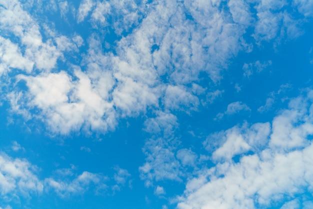 風景の天空の眺め雲の泉