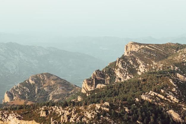 자연 공원 포트, 스페인의 풍경