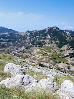 Landscape of montenegro