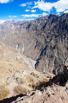 페루 아레 키파의 풍경