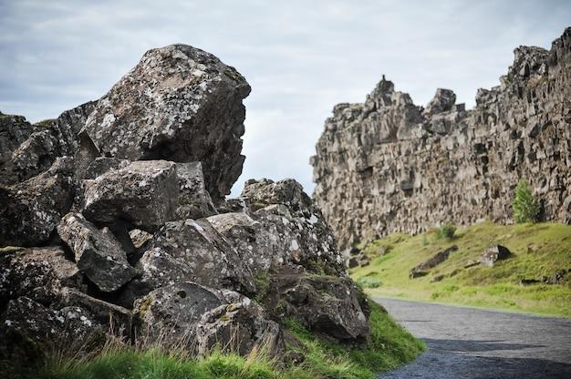 Ландшафт исландии