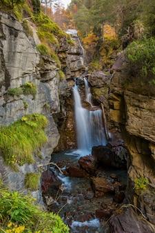 Пейзаж национального парка монте-пердидо