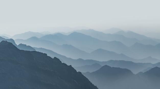 黄山(黄山)の風景。ユネスコ世界遺産。中国安徽省黄山にあります。