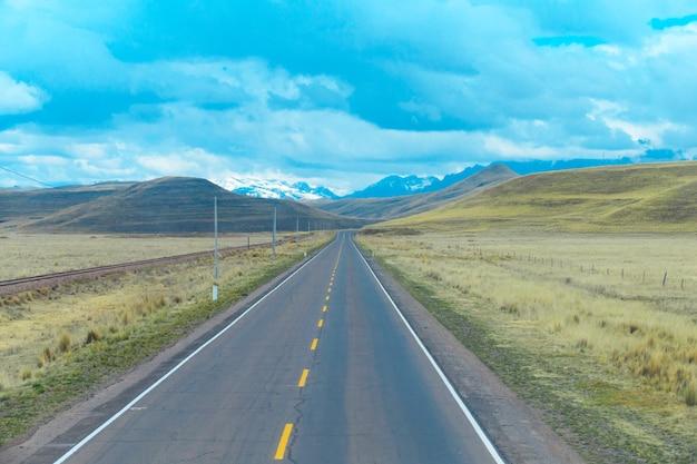 ペルーの風景