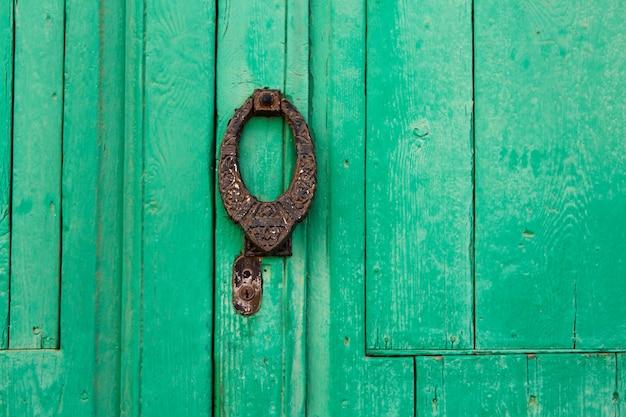 Lanzarote teguise green door canary islands