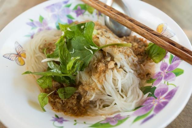 Laos noodle