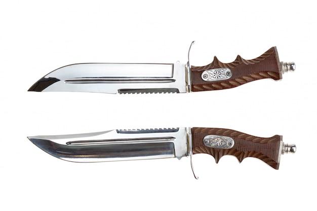 Large knife bandit