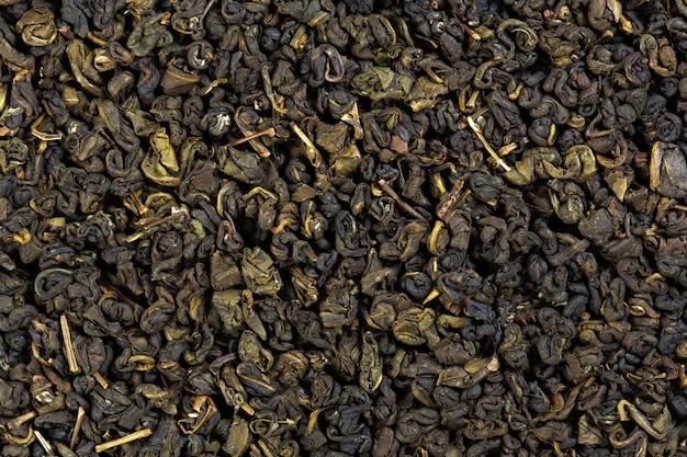 Большой китайский зеленый чай улун с молоком. фотография высокого разрешения.